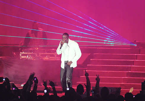 Akon Live in Concert