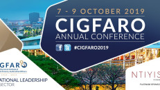 90th Annual CIGFARO Conference 2019