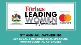 Forbes Woman Africa Leading Women Summit 2020