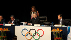123rd International Olympic Committee Session