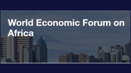 World Economic Forum on Africa 2017