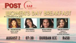 POST / SAB Women's Day Breakfast
