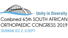 The 65th South African Orthopaedic Association Congress