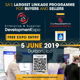 Smart Procurement World Enterprise & Supplier Development Expo