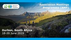 International Congress and Convention Association: Association Meetings Programme 2019