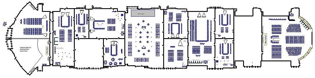 Durban Icc Floor Plans Durban Icc Events And Entertainment Venue
