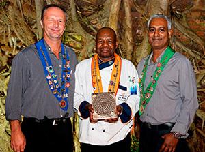 Chaine des Rotisseurs Award