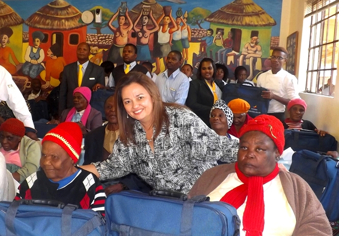 Durban ICC supports Issy Geshen Home