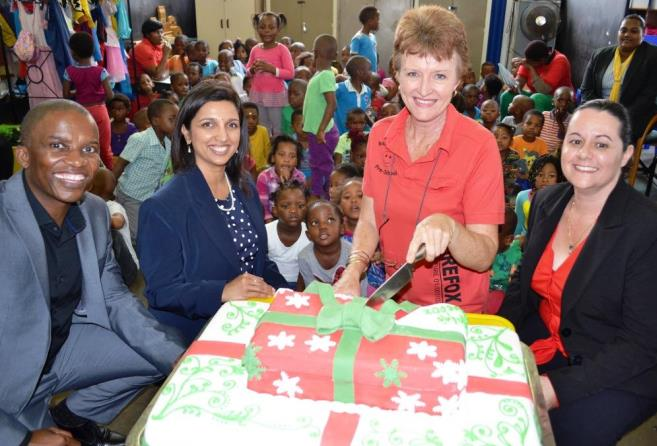 Durban ICC Santa Shoebox Project cc