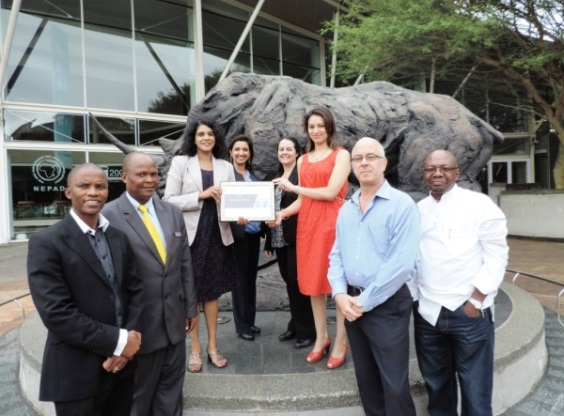 Durban ICC receives clean audit certification sp