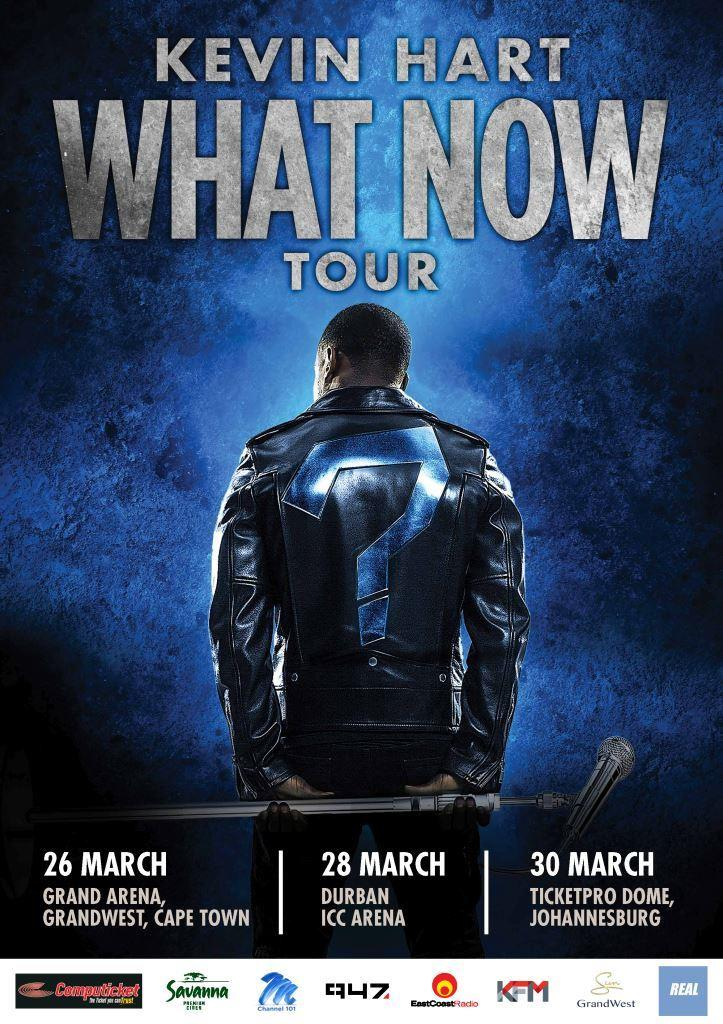 Kevin hart what now tour dates
