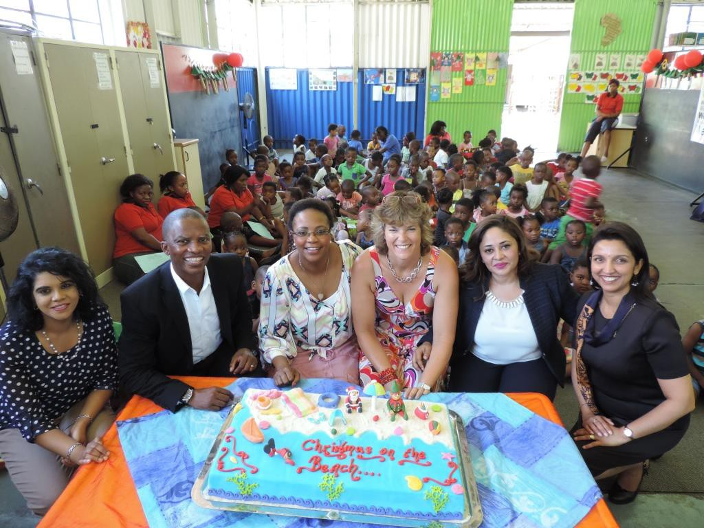 Durban ICC spreads Festive Cheer