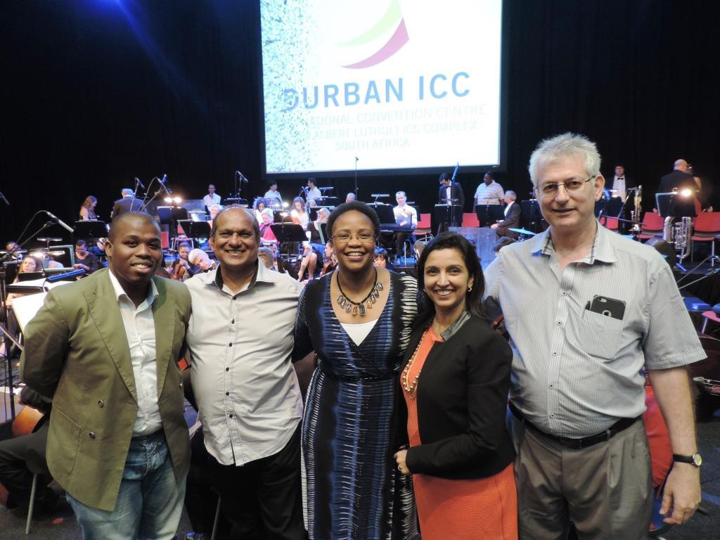 KZN Philharmonic and Durban ICC team up c