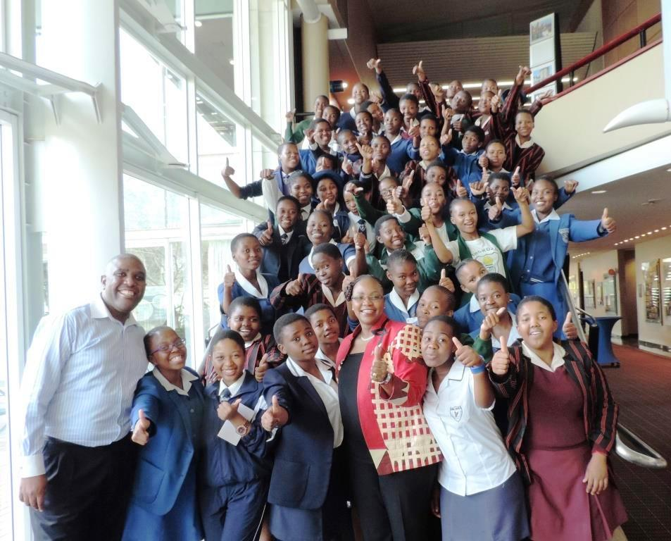 Durban ICC partners with NEF to invest in learners c