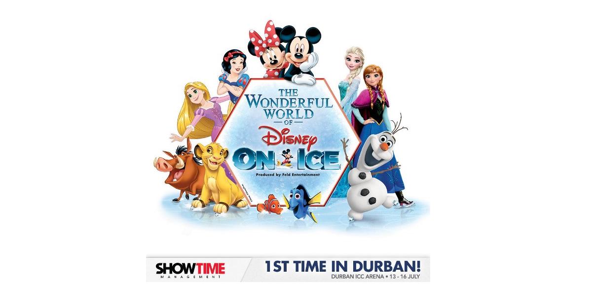 The Wonderful World of Disney on Ice