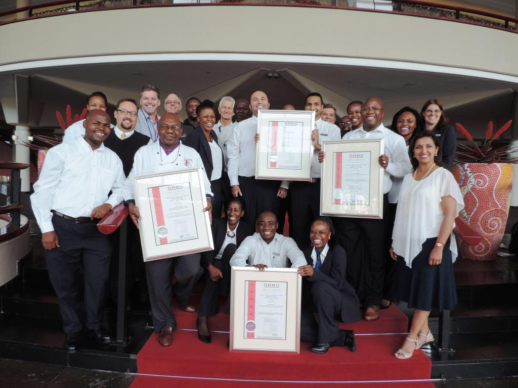 Durban Icc Achieves International Health And Safety Certification