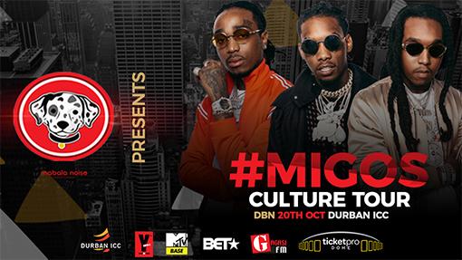 Migos Culture Tour