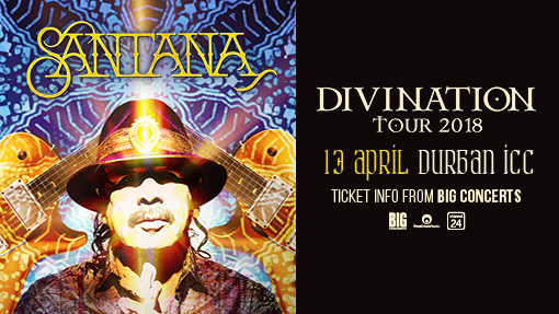 Santana Divination Tour 2018