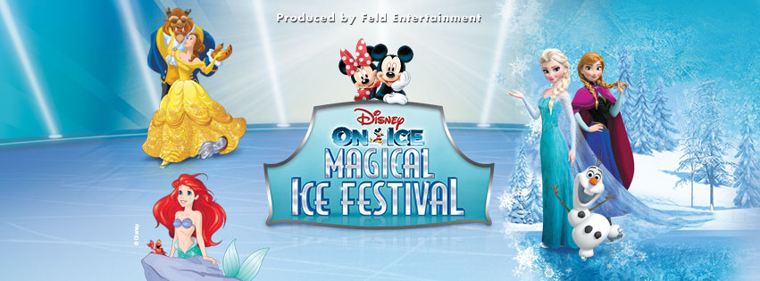 Disney on Ice 2019 – Magical Ice Festival