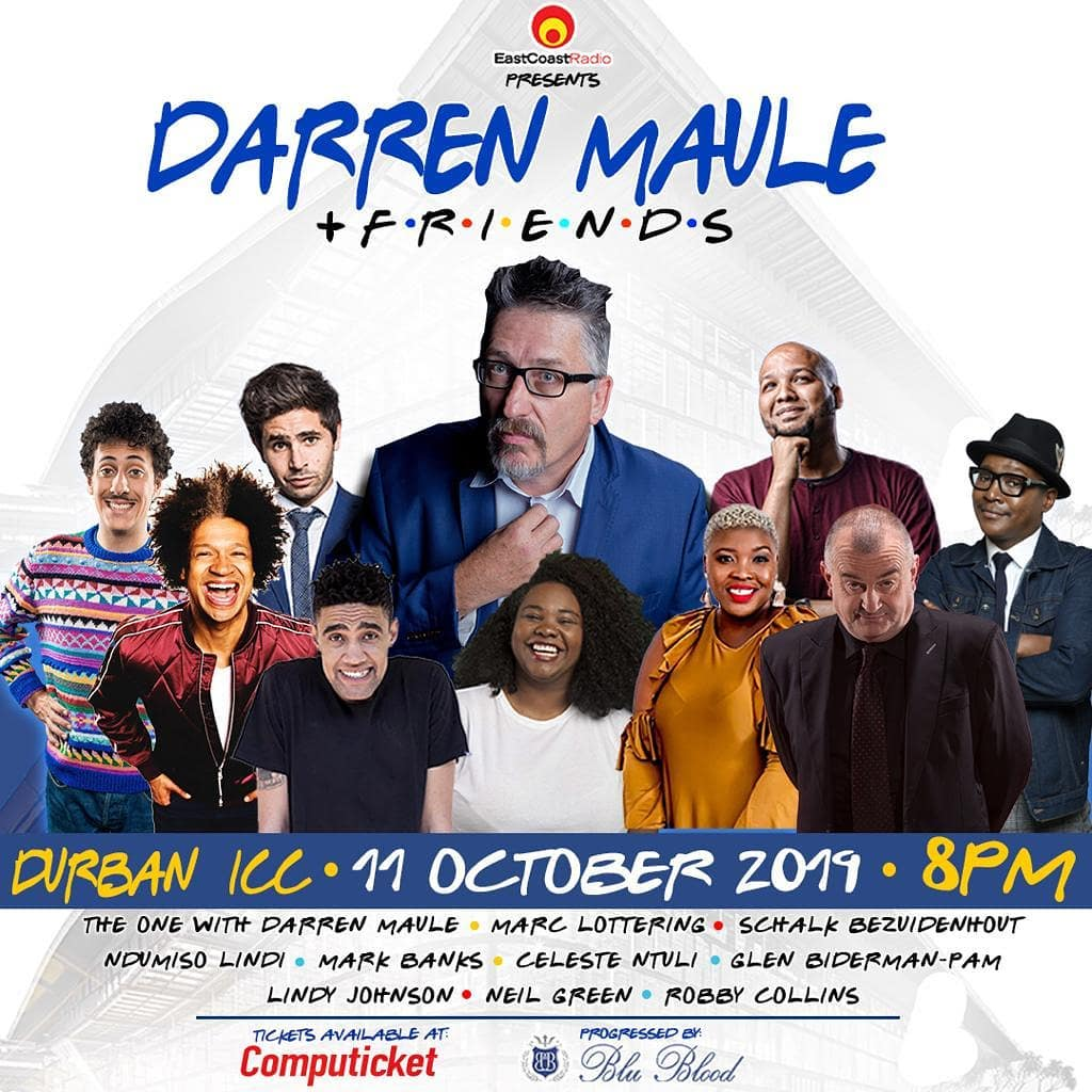 Darren Maule and Friends