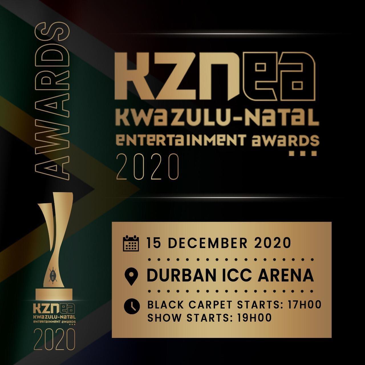 KZN Entertainment Awards 2020