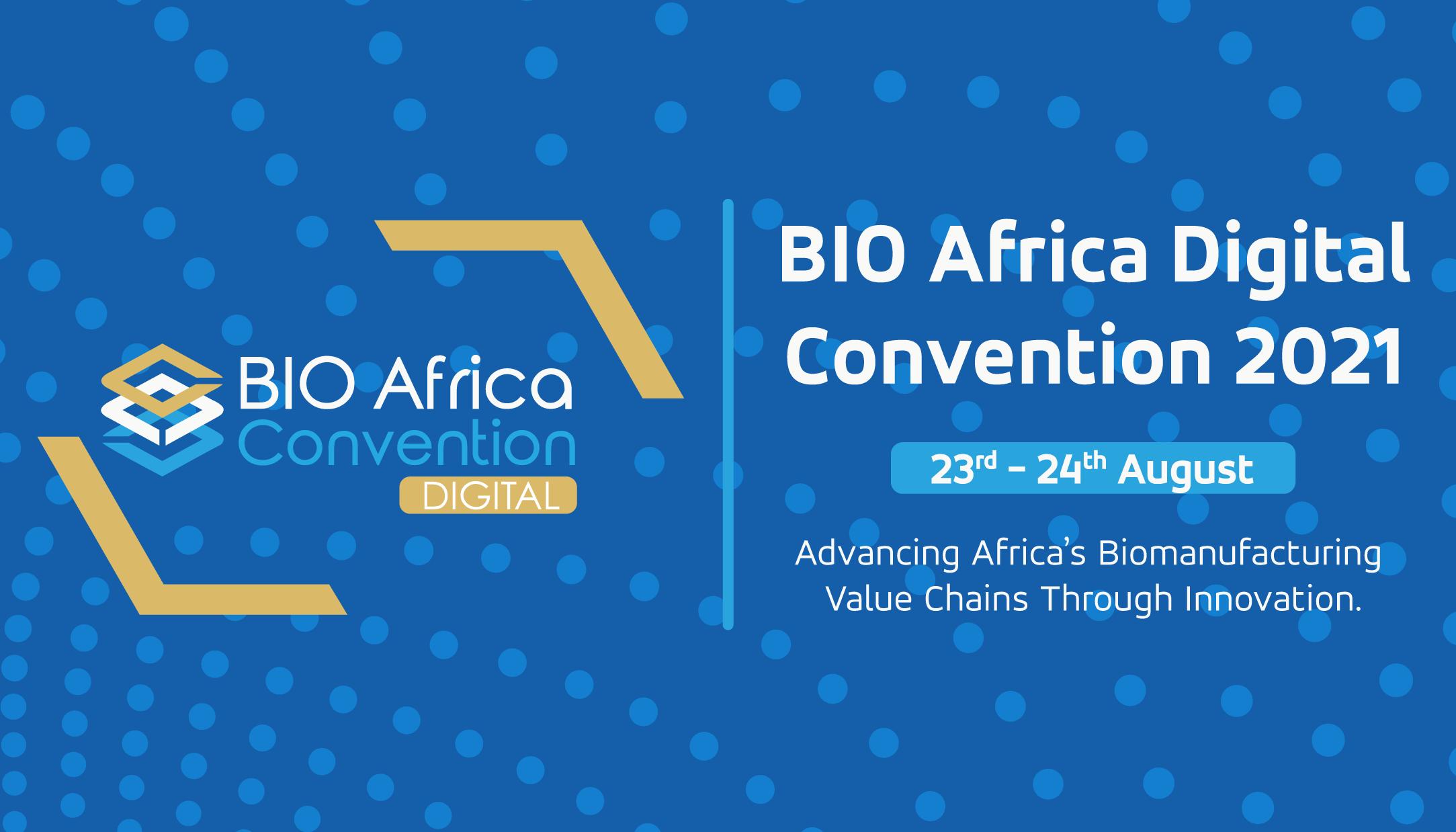 BIO Africa Digital Convention 2021